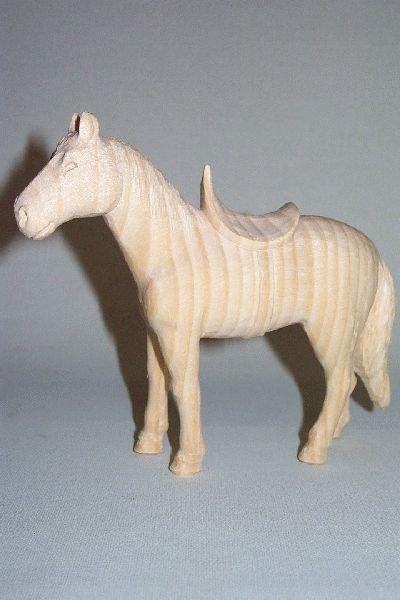 Pferd, Weymouthskiefer natur