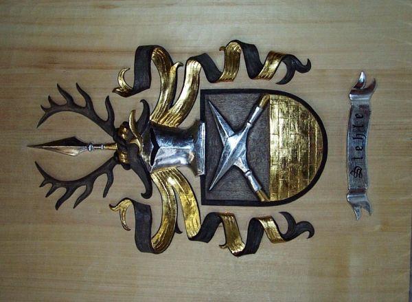 Wappen-Heraldik