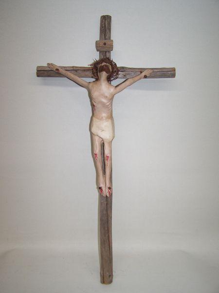 Volkskunst-Kreuz