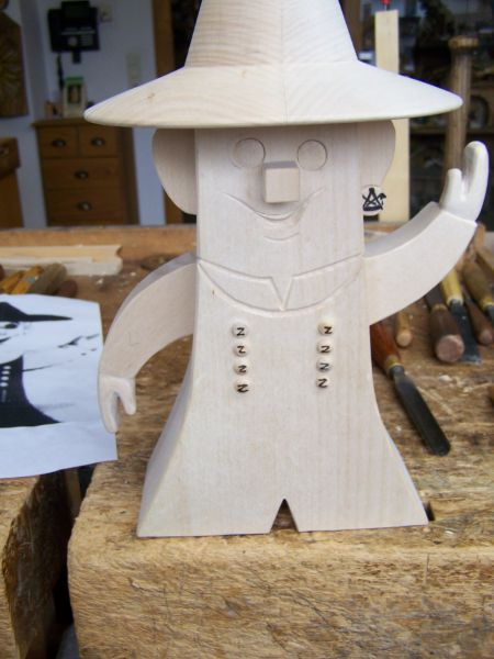 Timmy-Figur