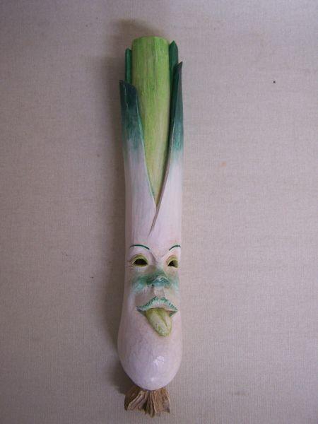 Lauch Masken Unikat