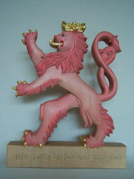 Löwen-Relief