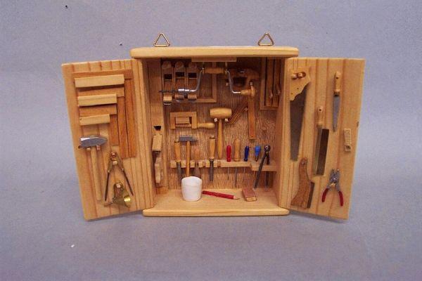 Werkzeugschrank klein