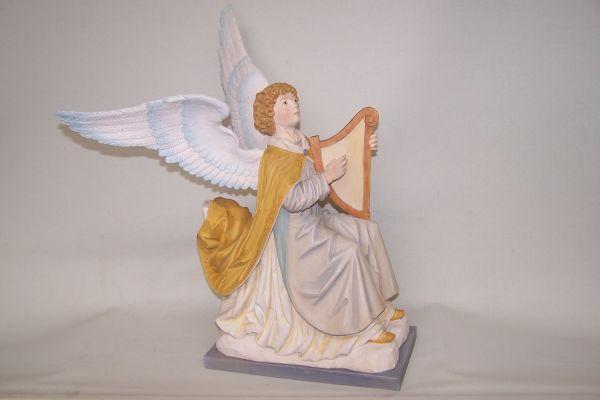 Der Engel mit dem Saitenspiel