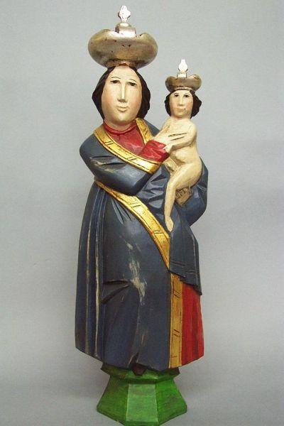 Böhmische Madonna 1