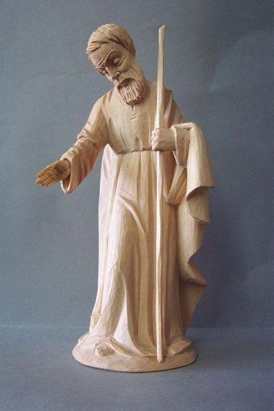 Josef stehend, Linde detailliert natur