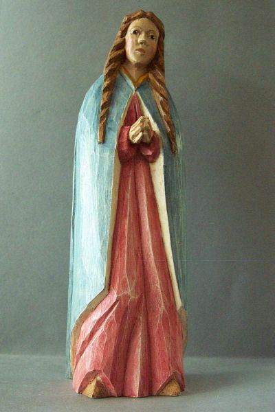 Maria für Jahres-Krippenlaterne