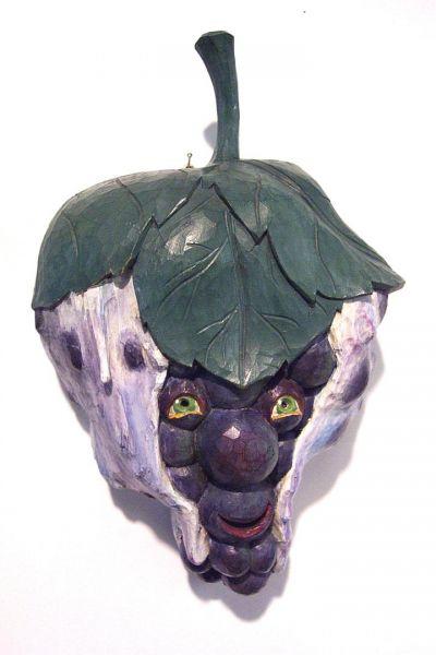 Eiswein Masken Unikat