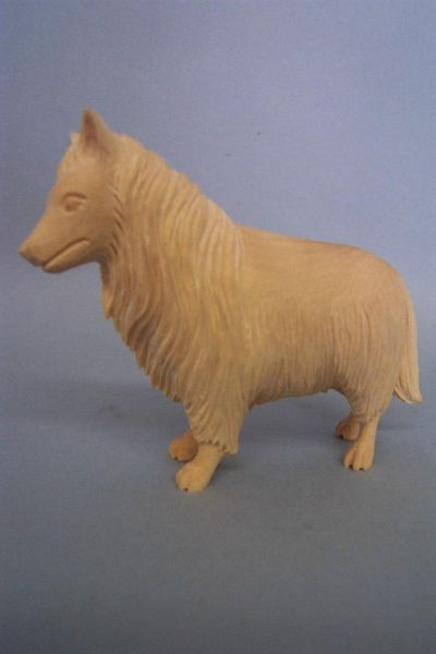 Hirtenhund, Linde detailliert natur