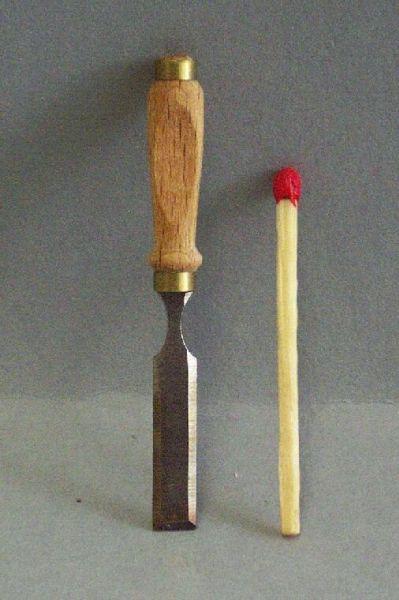 Stemmeisen Eisen /Holzgriff