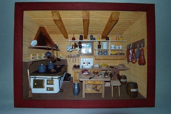 3 - D Küche