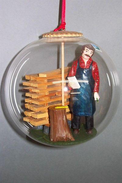 Holzhändler Weymoutskiefer lasiert