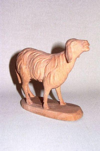Schaf stehend Lindenholz natur