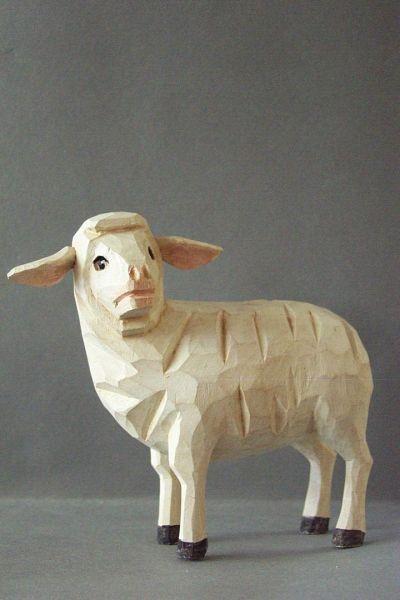 Schaf für Jahres-Krippenlaterne