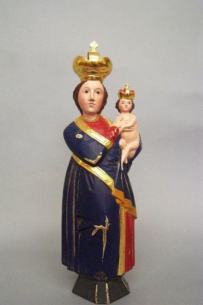 Böhmische Madonna 4