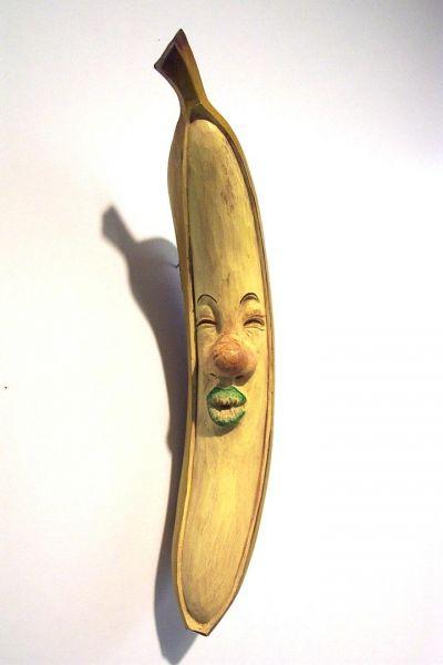 Banane Masken Unikat