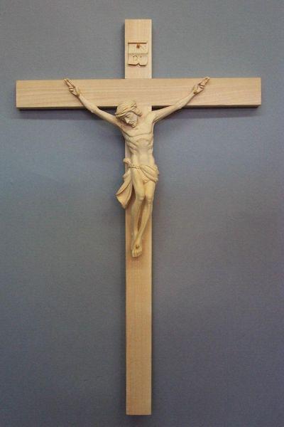 Christus Klassisch Lindenholz natur