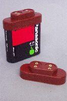 Steckkappe für Batterie für 3 Teile
