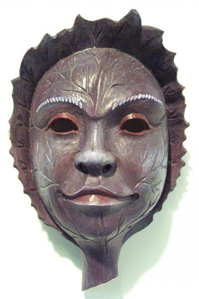 Blaukraut Masken Unikat