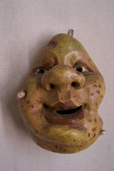 Kartoffel Maske