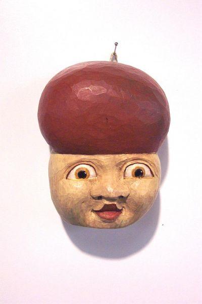 Rotkappe Masken Unikat