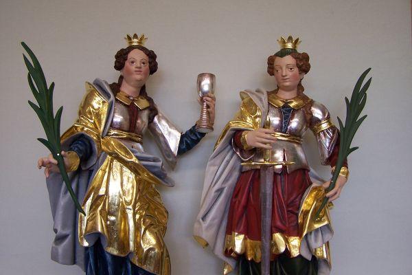 Neufassung von Heiligen