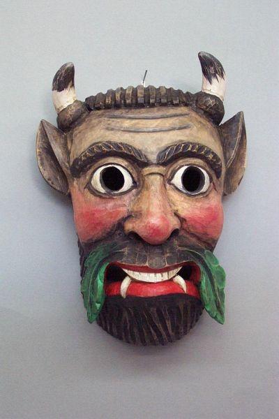 Ahland Teufelsmaske Weymoutskiefer lasiert