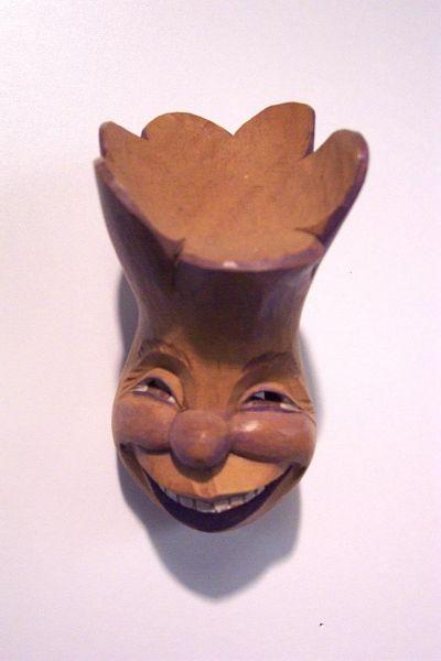 Schweinsohr Masken Unikat