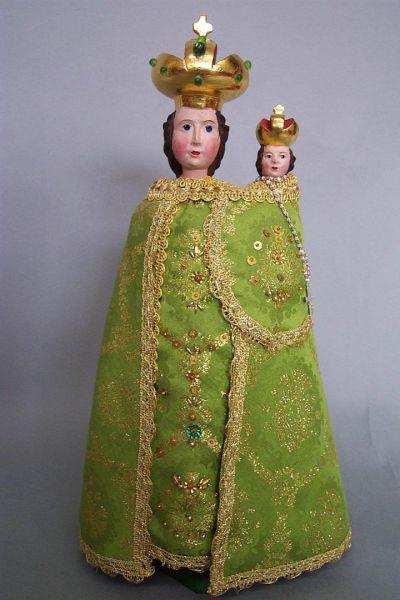 Böhmische Madonna Original Pribram