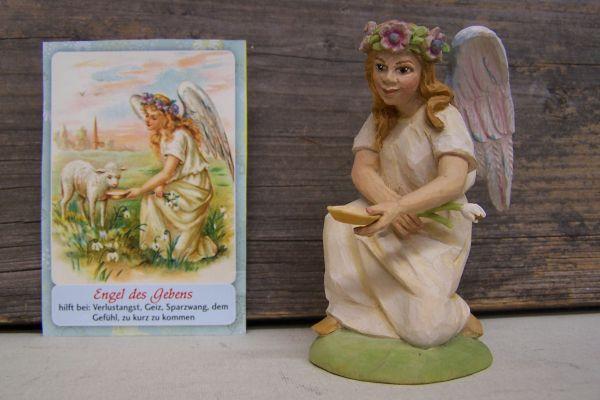 Engel des Gebens