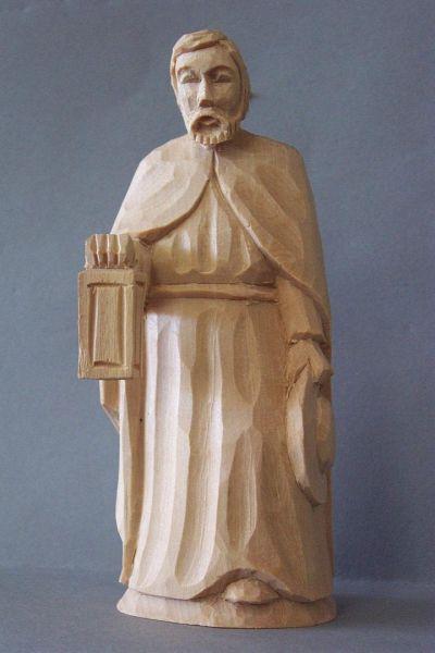 Josef stehend, Kinderkrippe Linde natur