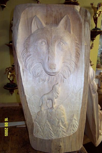 Wolf Relief