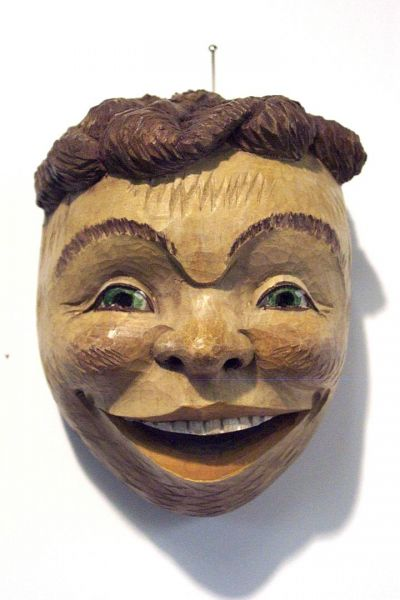 Sellerieknolle Masken Unikat
