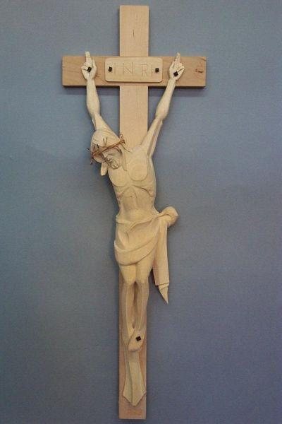 Christus Modern Lindenholz natur